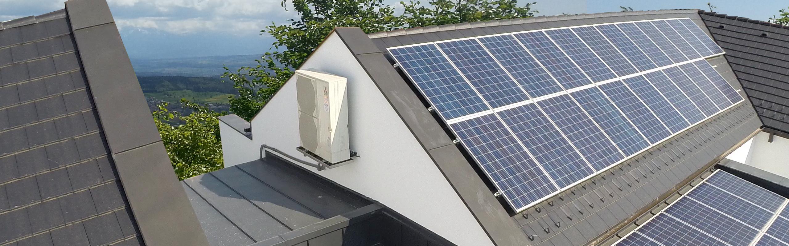 Hőszivattyú és napelem: rezsifelejtő megoldás.